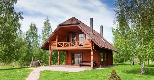 Jenis- Jenis Hotel - Cottage