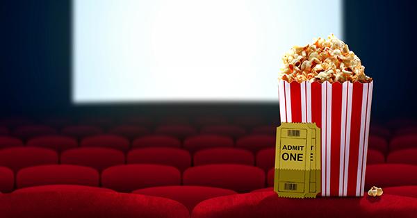Kado Ulang Tahun untuk Pacar - Tiket Bioskop