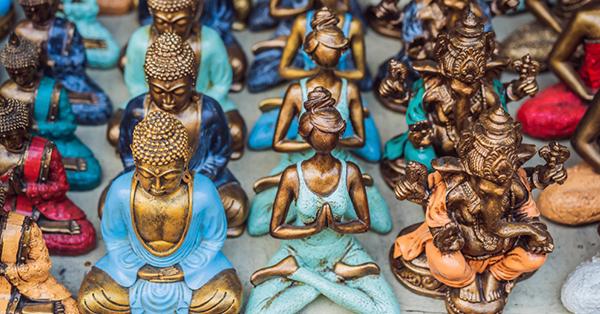 Kerajinan Khas Bali - Patung