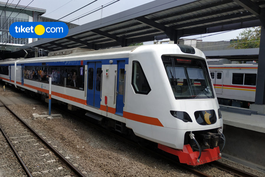 Kereta Bandara Jakarta Beroperasi Kembali Tanggal 1 Juli 2020