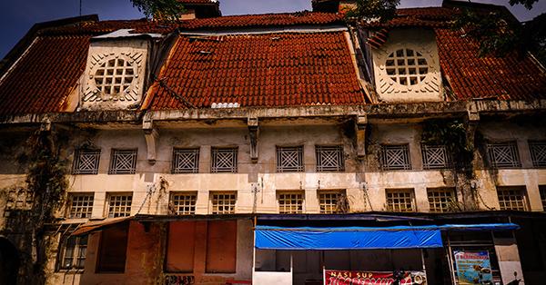 Wisata Keluarga di Padang - Kota Tua Padang