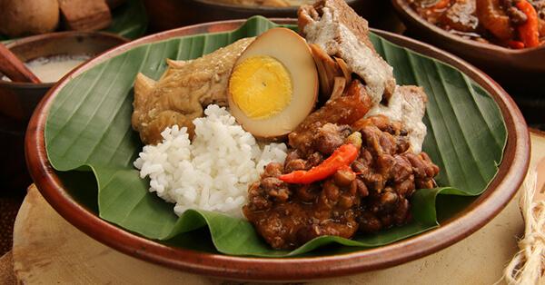 Kuliner Malam Jogja - Gudeg Pawon