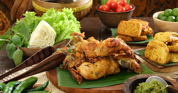 Kuliner Pedas Jakarta - Ayam Bebek Mafia