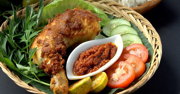 Kuliner Pedas Jakarta - Warung Bu Kris
