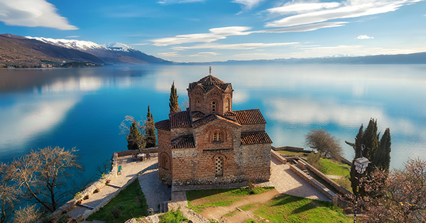 Top Places in Macedonia