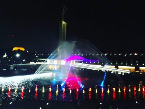 Lapangan Banteng Jakarta - Air Mancur Menari (1)