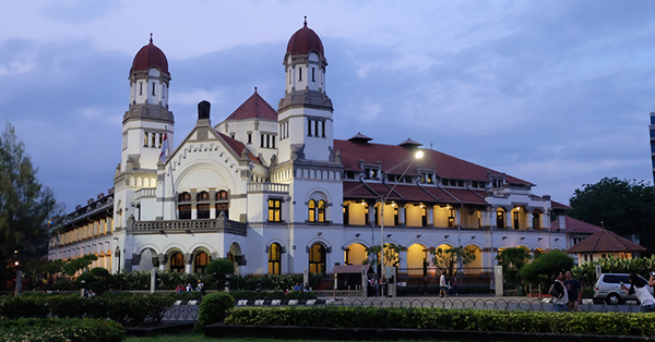 Single Trip in Semarang
