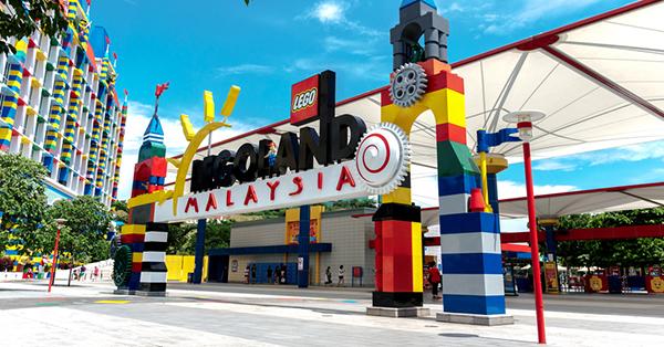 Theme Park di Malaysia