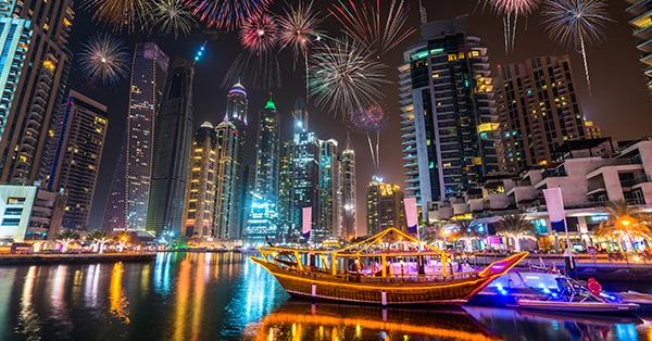 Libur Nasional - Tahun Baru Masehi - Dubai