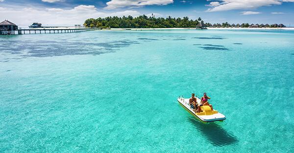 Liburan Ke Maldives - bebas polusi