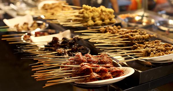 Liburan Murah Menyenangkan - Atur Pengeluran untuk Makan