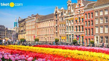 Liburan ke Amsterdam