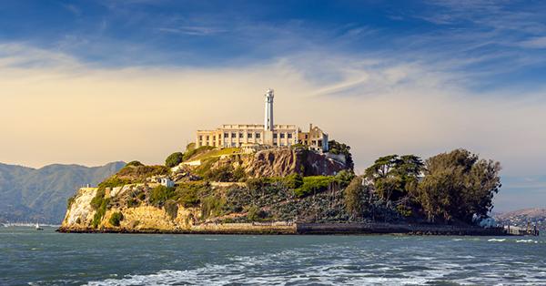 Liburan ke San Francisco - Alcatraz
