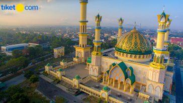 Masjid Terindah di Lombok