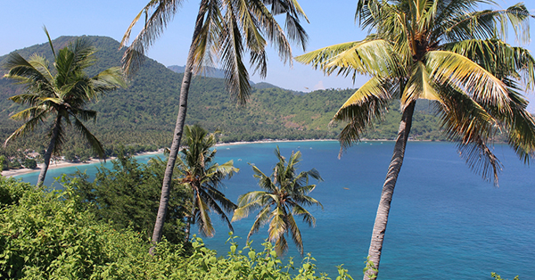 Tempat romantis di Lombok