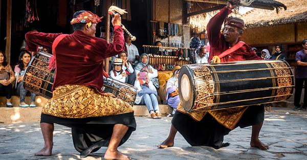 Wisata Budaya di Lombok