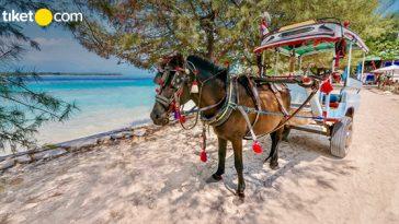 Transportasi di Pulau Lombok