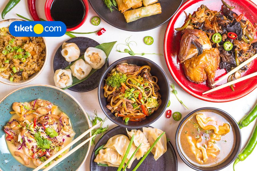 7 Makanan Terkenal dari Asia yang Bisa Kamu Coba di Rumah