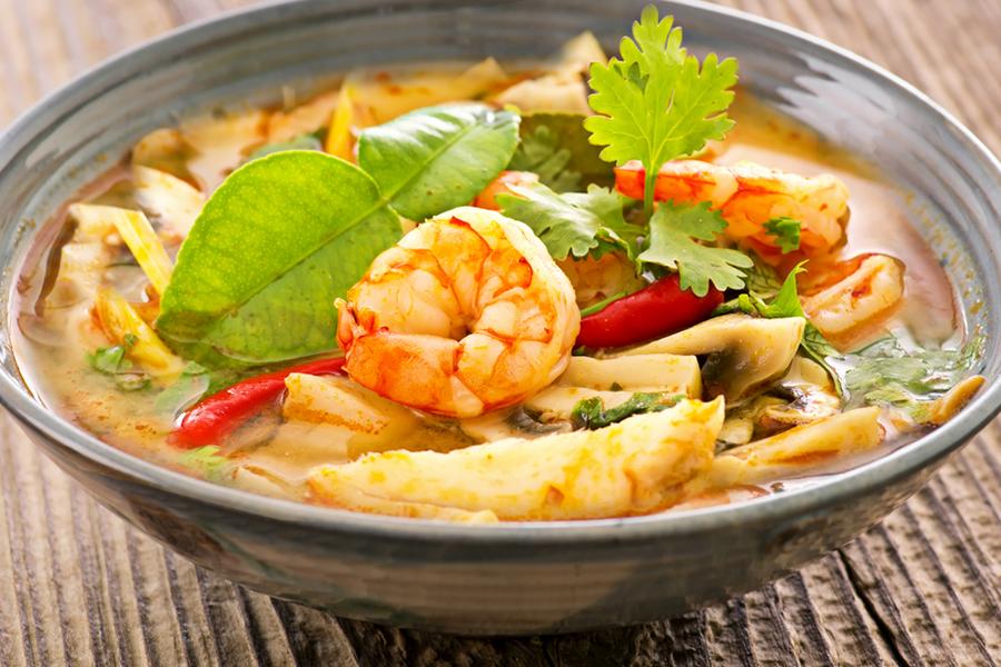Makanan Asia