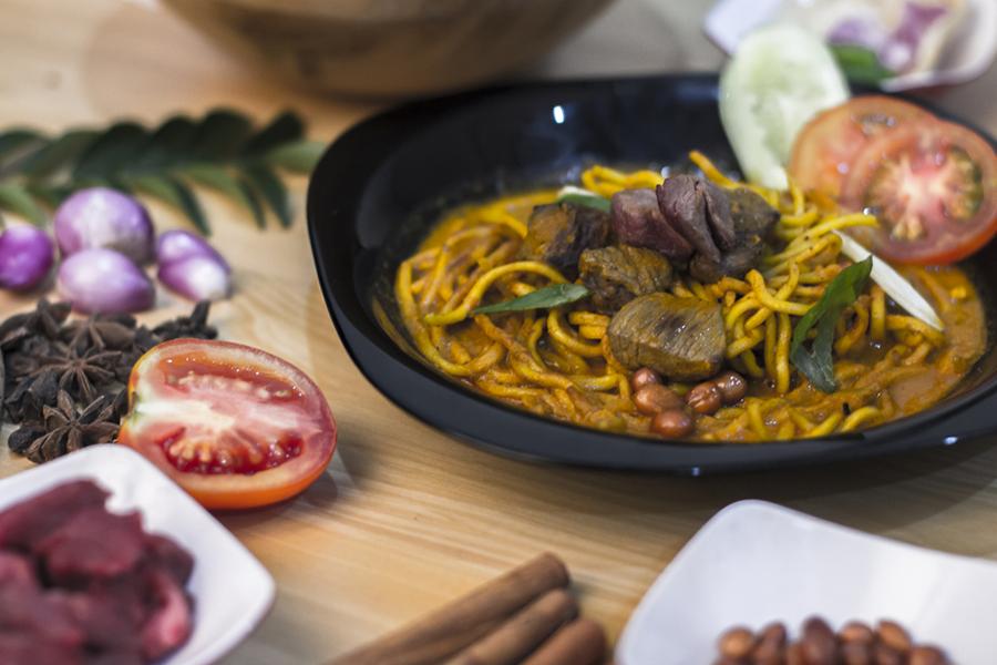 Makanan Khas Indonesia - Mie Aceh
