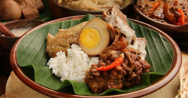 Makanan Khas Jogja - Gudeg
