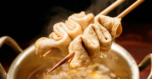 Korean Traditional Food - Odeng