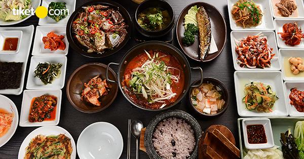 Makanan Khas Korea