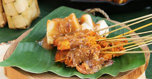 Makanan Khas Padang - Sate Padang