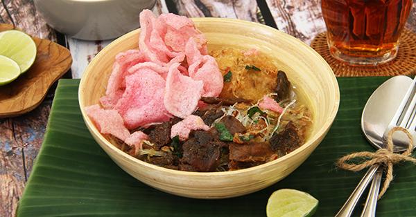 Makanan Khas Padang - Soto Padang