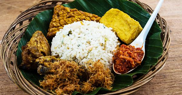 Makanan Khas Solo - Nasi Liwet