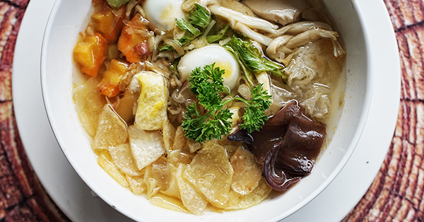 Makanan Khas Solo - Timlo