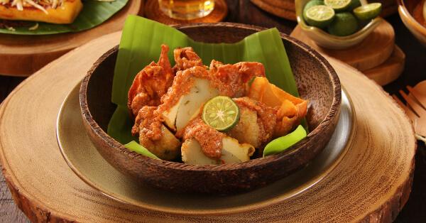 Makanan Khas Sunda - Batagor