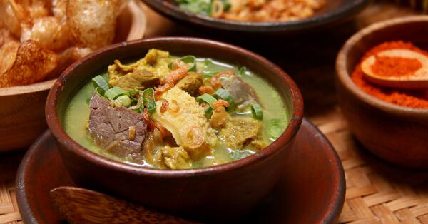Makanan Khas Sunda - Empal Gentong