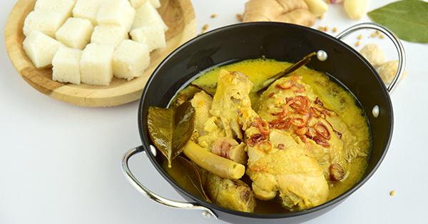Makanan khas Lebaran - Opor Ayam