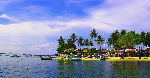 Taman Laut di Makassar - Pulau Lae Lae