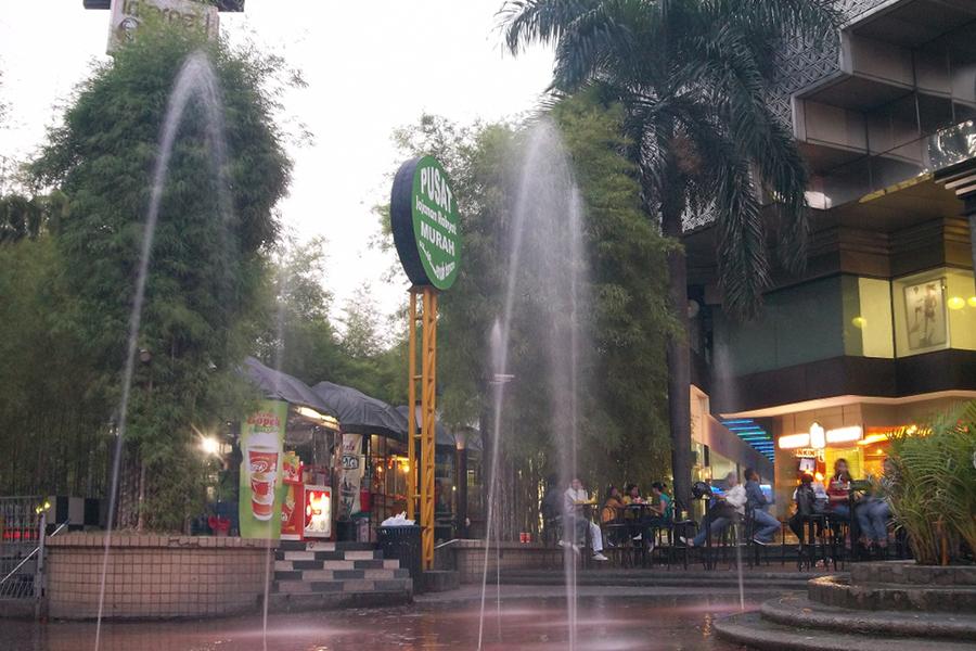 Mall Terbesar di Surabaya - Delta Plaza