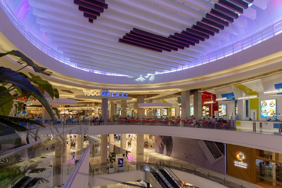 Mall Terbesar di Surabaya - Galaxy Mall Surabaya