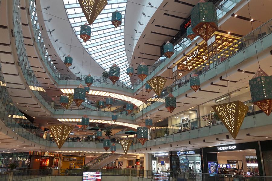 Mall Terbesar di Surabaya - Grand City Mall