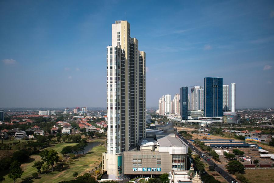 Mall Terbesar di Surabaya - Lenmarc Mall