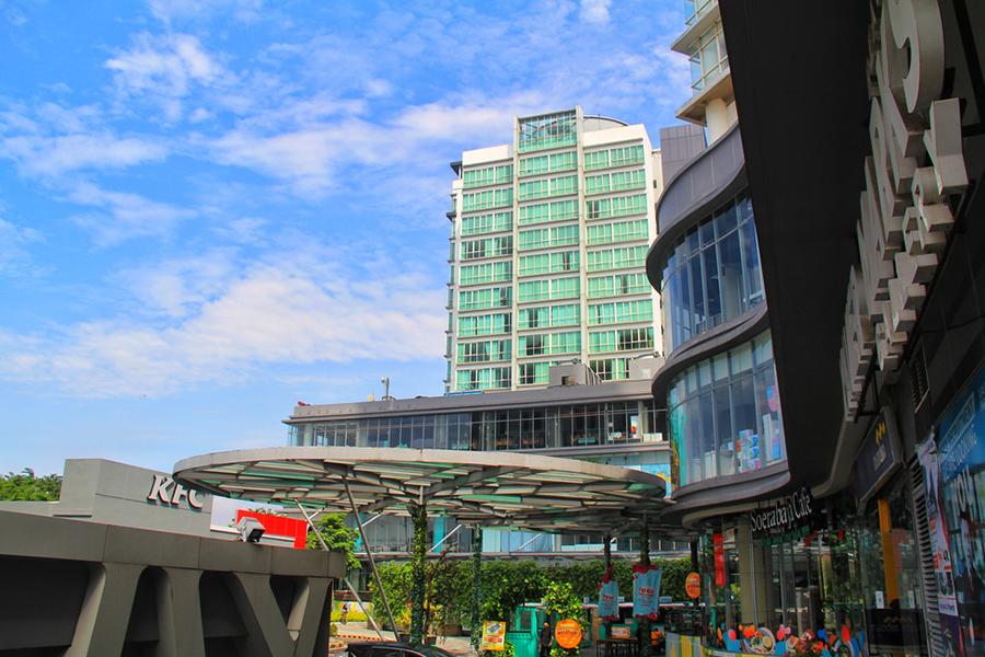 Mall Terbesar di Surabaya - Marvell City Mall