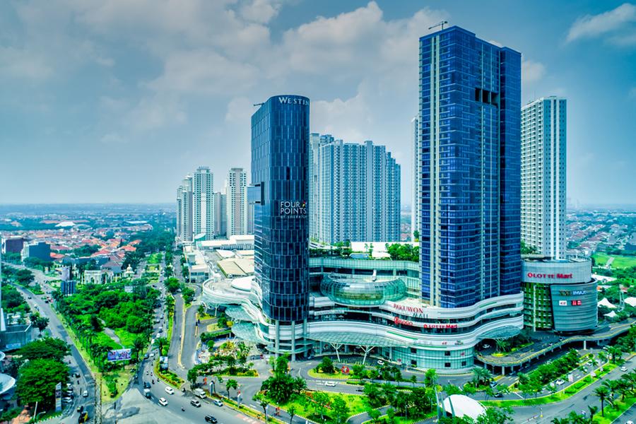 Mall Terbesar di Surabaya - Pakuwon Mall