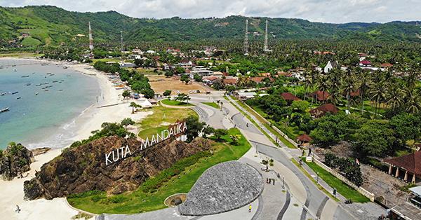 Mandalika Lombok - Ditetapkan Sebagai Kawasan Ekonomi Khusus