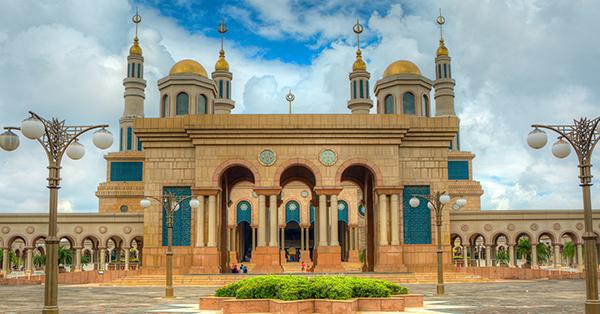 Masjid Terbesar di Indonesia - Masjid Islamic Center Samarinda