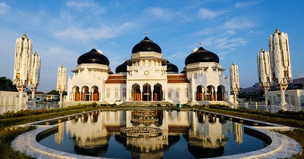 The Largest Mosque in Indonesia
