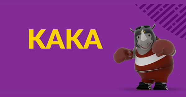 Maskot Asian Games 2018 - Kaka