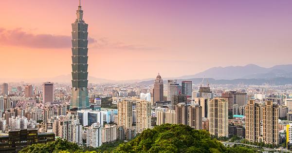 Tempat Wisata Favorit di Taiwan - Menara Taipe 101