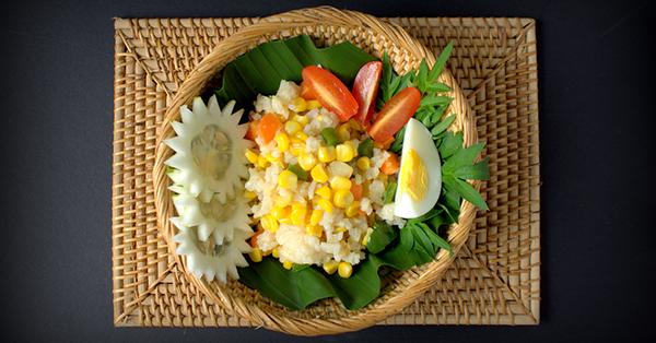 Menu Makanan Khas Kemerdekaan - Nasi Jagung