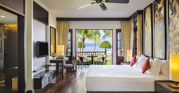 luxurious hotels in Malaysia