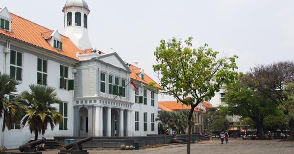 Museum di Jakarta - Museum Fatahillah