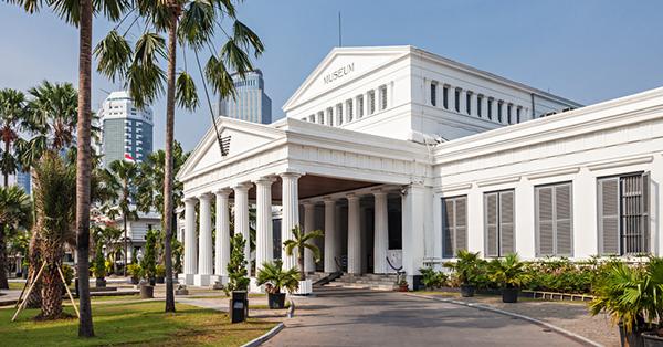 Museum di Jakarta - Museum Gajah
